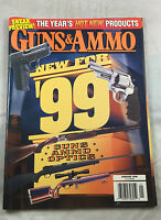 Guns Ammo Optics Hot Products Jan 1999 Guns & Ammo Magazine