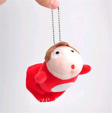 Anime Ponyo On The Cliff Ponyo Plush Toy Pendant Keychain VVV