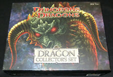 D&D miniature Dungeons and Dragons Dragon COLLECTOR'S Set