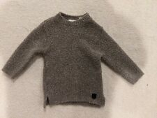 Zara Kid's Boucle Knit Sweater Size 5 (fits small) Excellent Condition