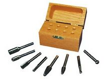 """ATD Tools 8160 1/4"""" Carbide Burr Set, 8 pc."""