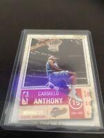 Fleer Authentix Carmelo Anthony SP Nuggets Rockets Blazers SP /100