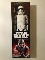 Star Wars The Force Awakens First Order StormTrooper 12 inch action figure