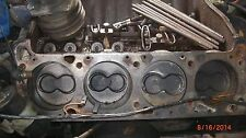 1969 CADILLAC 472 or 500 8.1 ENGINE BLOCK STD BORE - REBUILT HEAD AVAILABLE