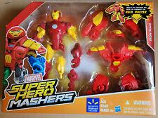MARVEL SUPER HERO MASHERS IRON MAN HULKBUSTER WALMART EXCLUSIVE