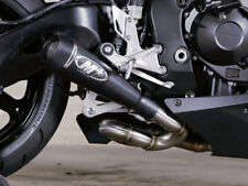 NEW 2008 - 2016 HONDA CBR1000RR CBR 1000 RR M4 EXHAUST BLACK GP SLIP ON MUFFLER