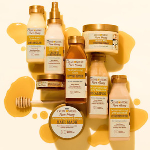 Creme Of Nature- Pure Honey - Hair Care Products for Dry & Dehydrated Hair