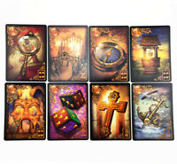 Gilded Reverie Lenormand Oracle Cards 47 Card Playing Cards Expanded Edition