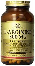 Solgar L-Arginine 500 mg 250