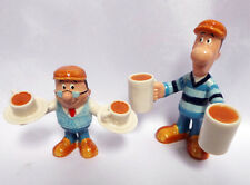 """Wade/Tetley NEW Gaffer & Sydney Whimsies - height approx 2"""""""
