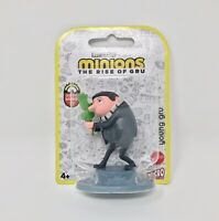 """Minions The Rise of Gru - Young Gru - 2.5"""" Micro Figure Collectible"""