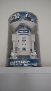 HOMESTAR Star Wars R2-D2 Home Planetarium SEGA TOYS White & Blue 2017 Excellent