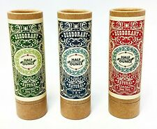 Natural Deodorant Stick - Plastic Free, Vegan, Perfume Free - Eco Friendly