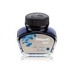 Pelikan 4001 Fountain Pen ink Standard Bottle 30ml Blue Black