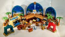 Fisher Price Little People Christmas Nativity Play Set