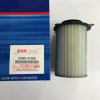 Suzuki Genuine Part - Air Filter (GS500 1989-2011) - 13780-01D00-000