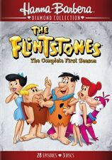 The Flintstones: The Complete First Season (DVD,2004)