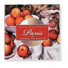 Table for Two in Paris (BookNotes) (With CD) by Michael A. Kornfield