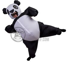 Inflatable Panda Costume Fat Kung-Fu Suit Halloween Birthday Party USA Seller