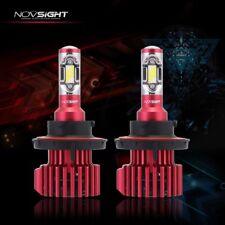 Novsight CSP LED 60W 10000LM H13 9008 Headlight Kit Hi/Lo Beam Bulbs 6500K White