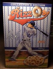 2016 #44 ANTHONY RIZZO RIZZOS CEREAL Collector's Edition CHICAGO CUBS WRIGLEY