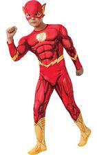 Rubie's Italy DC Comics Costume bimbo Flash con Muscoli S
