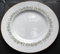 "Vintage 1967-1977 MINTON Bone China APRIL-S732 Pattern 7 7/8"" Salad Plate"