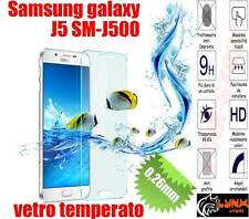 Pellicola vetro temperato per Samsung Galaxy J5 SM-J500 Protezione Schermo Lcd