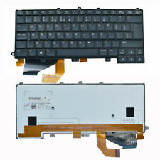 for Dell Alienware M14X R3 US English Layout Black Laptop Keyboard With Backlit