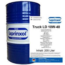 205l FASS LTLD 10W40 Motoröl für LKW und Busse mit Scania LDF 3 200 Liter