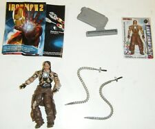 "IVAN ""WHIPLASH"" VANKO ~ 4"" Action Figure - Iron Man 2 ~ Hasbro, 2010"