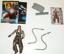 """IVAN """"WHIPLASH"""" VANKO ~ 4"""" Action Figure - Iron Man 2 ~ Hasbro, 2010"""