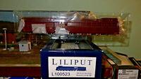 Liliput L100523 BR 05 001 DB versione museale, livrea rossa riga gialla/nera, ca