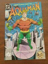 Aquaman #5 - Part 5 of 5 - October 1989