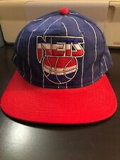 Vintage Starter New Jersey Nets Adjustable SnapBack Hat