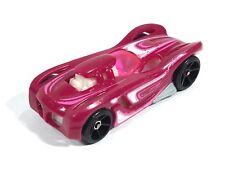 Hot Wheels Hot Pink Magenta Pearl White 16 Angels Race Car 2013 Malaysia