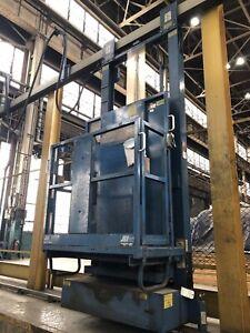 LPI  pneumatic 3 axis work platorm For Prep, Paint, Welding,Assembling
