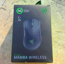 🌟🎈 RAZER MAMBA WIRELESS Gaming Mouse 16,000 DPI Optical Sensor - Chroma RGB 🌟
