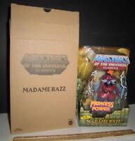 Masters of the Universe Classics Princess of Power Madame Razz Matty She Ra
