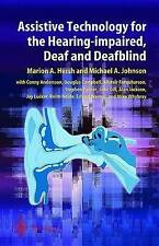 Assistive Technology for the Hearing-impaired, Deaf and Deafblind, , New Book