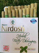 400 PACK OF NIRDOSH HERBAL Cigarette Nicotine Free no side effects FREE SHIPPING