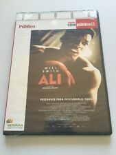 ALI WILL SMITH - CINE PUBLICO II - DVD - 150 MIN - SLIMCASE - NEW SEALED NUEVA