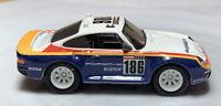 Hot Wheels Car Culture '86 Porsche 959 1/64 Real Riders Diecast Wild Terrain
