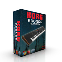 KORG KRONOS library for KONTAKT LOGIC PRO TOOLS