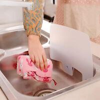 1PC GOOD Kitchen Wash Sink Washing Baffle Prevent Water Splash Guard Board NE8Z
