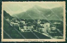 Brescia Valle Sabbia Ponte Caffaro Lodrone cartolina QK6960