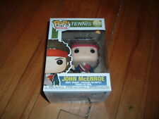 FUNKO POP! JOHN MCENROE #03~ NEAR MINT~ TENNIS SERIES~