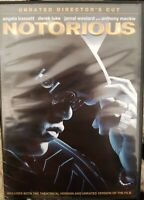 Dvd Movie Notorious Unrated Director's Cut