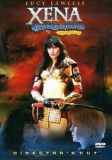 XENA WARRIOR PRINCESS - LUCY LAWLESS - SERIES FINALE DIRECTORS CUT DVD - NEW