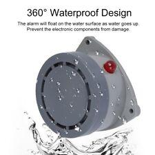 120db Loud Waterproof Water Leakage Alarm Water Overflowr Sensor Detector Alarm